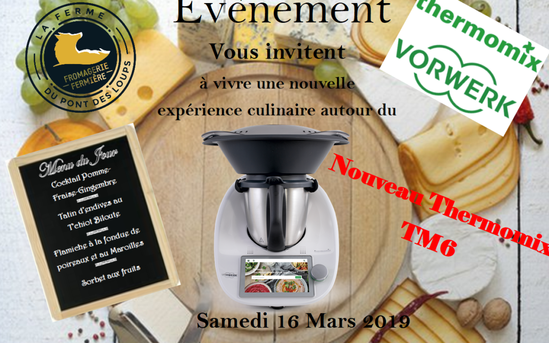 Animation Thermomix