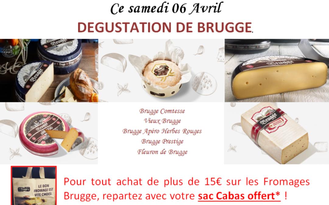 Dégustation de fromages Brugge