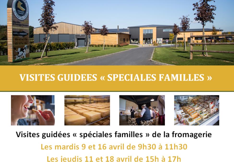 Retour des visites «spéciales familles»