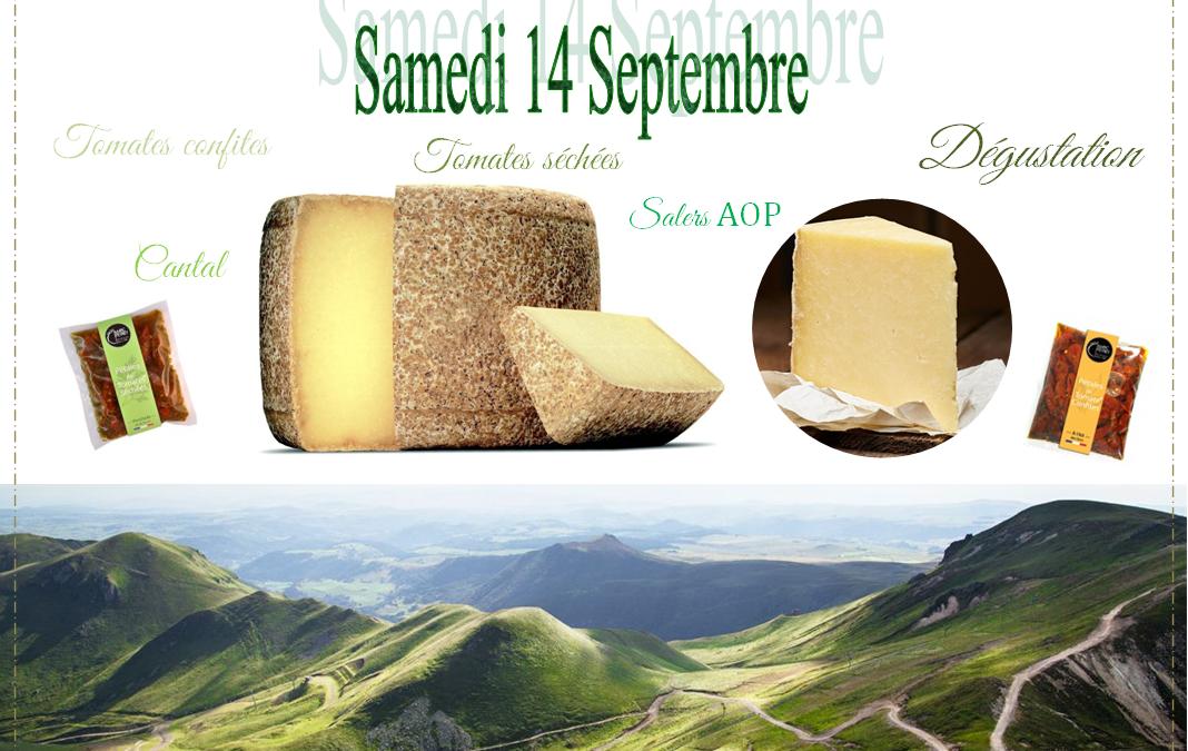 Petit voyage culinaire en Auvergne