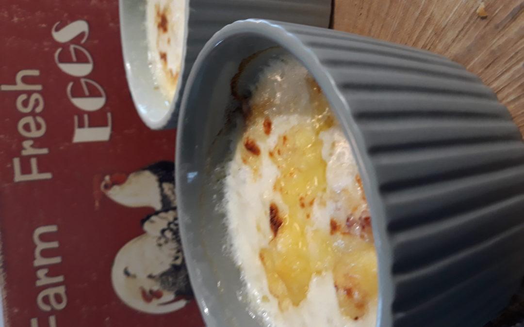 Les œufs cocotte