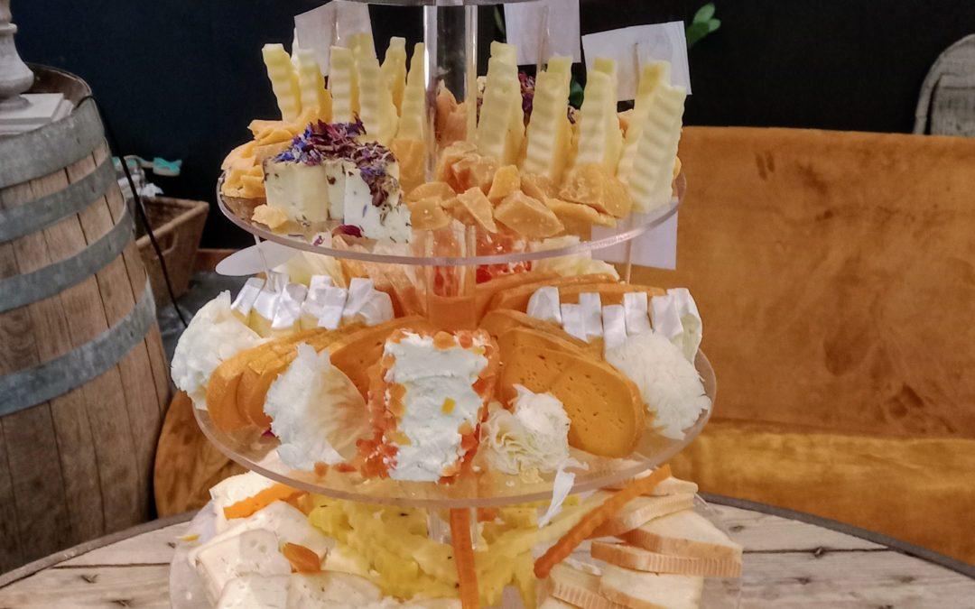 Nos pièces montées de fromages