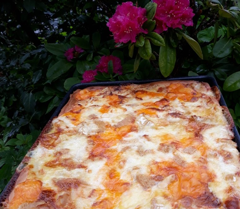 Recette de la Ch'ti 3 fromages